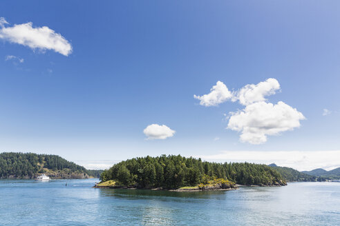 Canada, British Columbia, Vancouver Island, Inside Passage - FOF005273