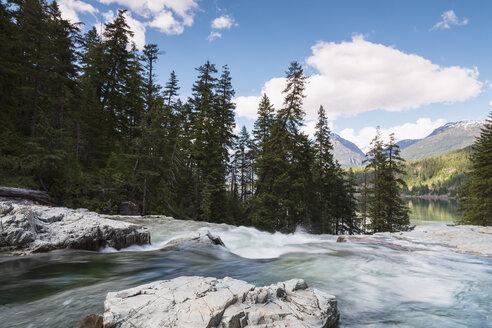 Canada, Vancouver Island, Myra Falls - FOF005331