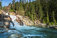 Canada, Vancouver Island, Myra Falls - FOF005320