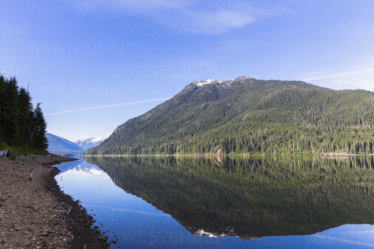 Canada, Vancouver Island, Strathcona Provincial Park, Buttle Lake - FOF005332 - Fotofeeling/Westend61