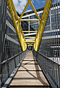 Germany, Stuttgart, financial district, stairway - HL000235