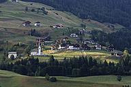 Austria, Carinthia, Lesachtal, Village Kornat - SIEF004431