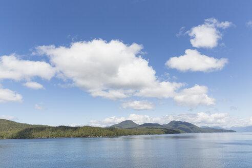 Canada, British, Columbia, Vancouver Island, Inside Passage - Port Hardy, Prince Rupert - FOF005341