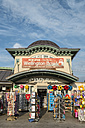 United Kingdom, England, Great Yarmouth, Shop at the beach - EL000461
