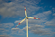 Germany, Baden-Wuerttemberg, wind farm Tomerdingen - WGF000058