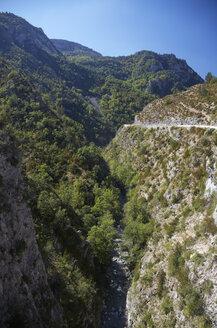 France, Alpes-de-Haute-Provence, Route Napoleon near by Entrevaux - DHL000090