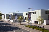 Germany, North Rhine Westphalia, Essen, view to Museum Folkwang - WI000115