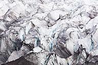 Iceland, Svinafellsjoekull - STSF000158