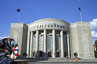 Germany, Berlin, Berlin-Mitte, Volksbuehne theater - ALE000084