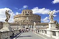 Italy, Rome, Castel Sant'Angelo - STD000028