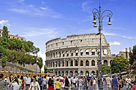 Italy, Rome, Colosseum - STD000030