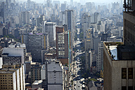Brazil, Sao Paulo, skyscrapers, Avenida Sao Joao - FLKF000172