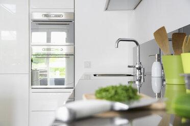 Germany, Cologne, Kitchen detail - PDF000562