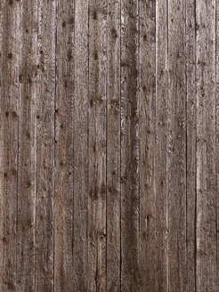 Brown boards of a wooden wall - LB000365