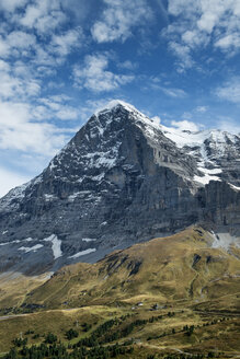 Switzerland, Canton of Bern, region Jungfrau, Eiger - EL000566