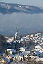 Germany, Baden-Wurttenberg, Lake Constance, Sipplingen in winter - SH000871
