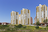 Turkey, Antalya, Apartment blocks - SIE004542