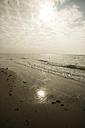 Netherlands, Holland, Zeeland district, Westenschouwen, view of beach - MYF000061