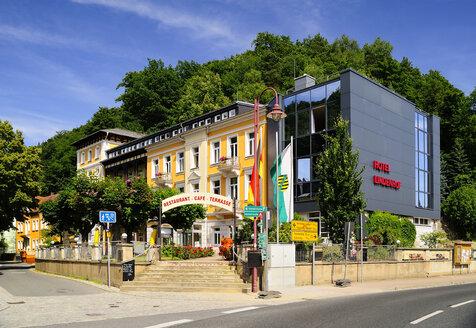 Germany, Saxony, Bad Schandau, Hotel Lindenhof - BT000118