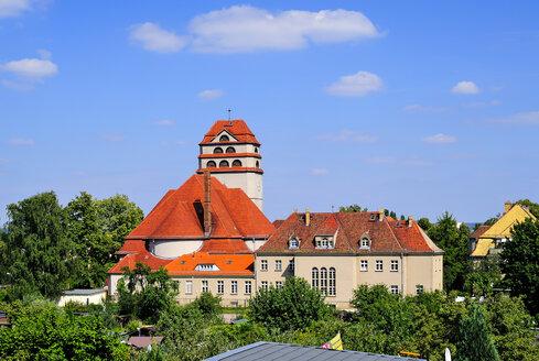 Germany, Saxony, Dresden, district Cotta, Evangelical Lutheran Parish Church - BT000177