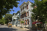 Turkey, Istanbul, Princes Islands, Heybeliada, wooden mansions - ES000692