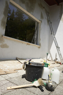 Materials for repairing terrace and facade of home - SRSF000241
