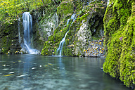 Germany, Baden-Wuerttemberg, Maisental with Gueterstein waterfalls - STSF000199