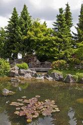 Canada, British Columbia, Kelowna, Kasugai Garden Park - UM000665