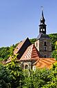 Germany, Saxony, Glashuette, church St. Wolgang - BT000286