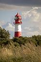 Germany, Schleswig-Holstein, Flensburg Fiord, Lighthouse Falshoft - JED000031