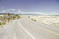 USA, Utah, empty road - MBEF000903