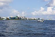 Maldives, View of Male - AMF001172