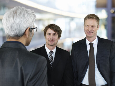Portrait of three business partners - STKF000513