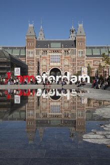Netherlands, Amsterdam, Rijksmuseum - WI000152