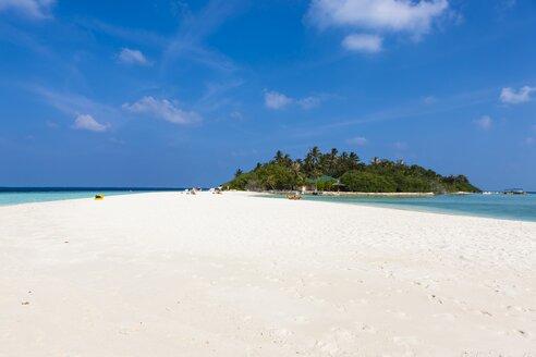 Maledives, South-Male-Atoll, Embudu, island - AMF001217