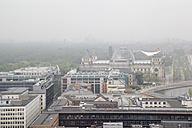 Germany, Berlin, Tiergarten, View to Reichstag - JMF000267