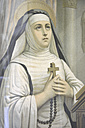 Painting of Virgin Mary - AX000532