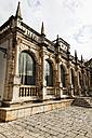 Croatia, Hvar, Former venecian loggia of Palace hotel - MS003036