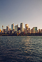 Australia, Skyline of downtown Sydney - MBEF000866