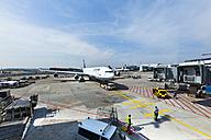 Germany, Frankfurt, Airport, Airbus A340 of Lufthansa - AM001286