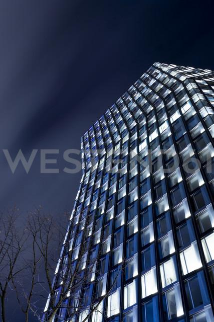 Germany, Hamburg, Modern skyscrapers Dancing Towers - NKF000034 - Stefan Kunert/Westend61