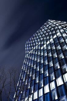 Germany, Hamburg, Modern skyscrapers Dancing Towers - NKF000034