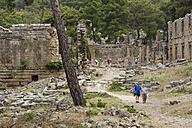 Turkey, Province Antalya, Manavgat, ancient city Seleucia - SIE004692