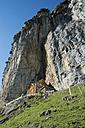 Switzerland, Canton Appenzell Innerrhoden, Ebenalp, mountain inn Aescher - EL000639