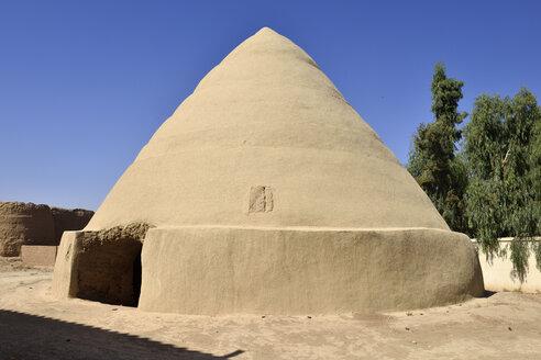 Iran, Isfahan Province, Isfahan, Kashan, historic adobe icehouse - ES000782