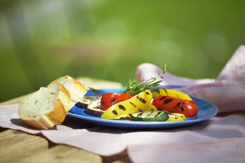 Grilled vegetables - SRSF000406