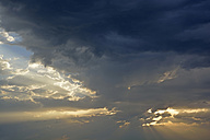 Clouds and sundown - AXF000597