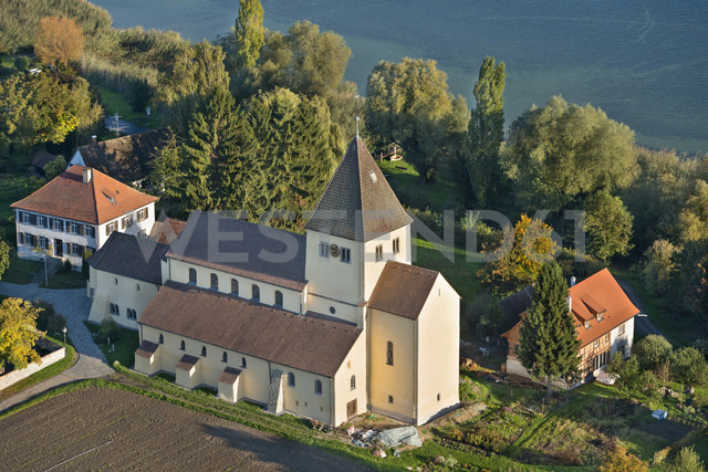 Germany, Baden-Wurttenberg, Reichenau Island, Church of St George in Oberzell - SH001036 - Holger Spiering/Westend61