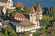 Germany, Baden-Wurttenberg, Reichenau Island, Church of Saints Peter and Paul in Niederzell - SH001038
