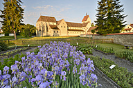 Germany, Baden-Wurttenberg, Reichenau Island, View of Reichenau Abbey - SH001064